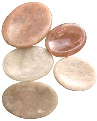 Moonstone Worry Stone All Wicca Store Magickal Supplies Wiccan Supplies, Wicca Books, Pagan Jewelry, Altar Statues
