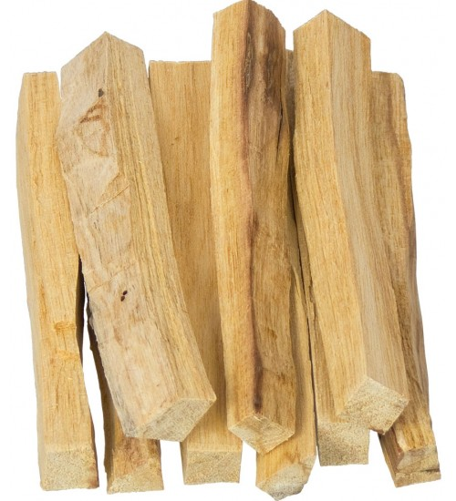 Palo Santo Wood Incense Sticks - 1 lb. at All Wicca Store Magickal Supplies, Wiccan Supplies, Wicca Books, Pagan Jewelry, Altar Statues
