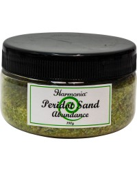Peridot Gemstone Sand for Abundance