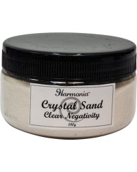 Crystal Clear Quartz Gemstone Sand to Clear Negativity All Wicca Store Magickal Supplies Wiccan Supplies, Wicca Books, Pagan Jewelry, Altar Statues
