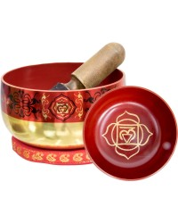 Root Chakra Small Singing Bowl Set All Wicca Store Magickal Supplies Wiccan Supplies, Wicca Books, Pagan Jewelry, Altar Statues
