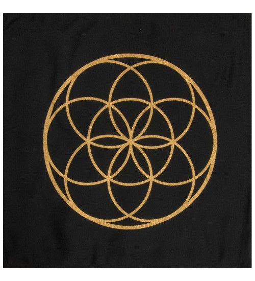 Seed of Life Crystal Grid at All Wicca Store Magickal Supplies, Wiccan Supplies, Wicca Books, Pagan Jewelry, Altar Statues