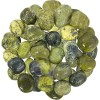 Serpentine Tumbled Stones - 1 Pound Bag at All Wicca Store Magickal Supplies, Wiccan Supplies, Wicca Books, Pagan Jewelry, Altar Statues