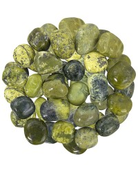 Serpentine Tumbled Stones - 1 Pound Bag All Wicca Store Magickal Supplies Wiccan Supplies, Wicca Books, Pagan Jewelry, Altar Statues