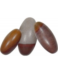 Shiva Lingam Stone - Set of 6 1.5 Inch Sacred Stones All Wicca Store Magickal Supplies Wiccan Supplies, Wicca Books, Pagan Jewelry, Altar Statues