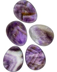 Amethyst Worry Stone All Wicca Store Magickal Supplies Wiccan Supplies, Wicca Books, Pagan Jewelry, Altar Statues