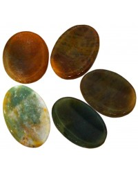 Jasper Worry Stone All Wicca Store Magickal Supplies Wiccan Supplies, Wicca Books, Pagan Jewelry, Altar Statues
