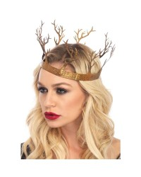 Golden Forest Crown All Wicca Store Magickal Supplies Wiccan Supplies, Wicca Books, Pagan Jewelry, Altar Statues