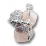 Harmony Gemstone Magical Amulet
