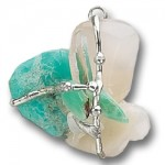 Hope Gemstone Magical Amulet
