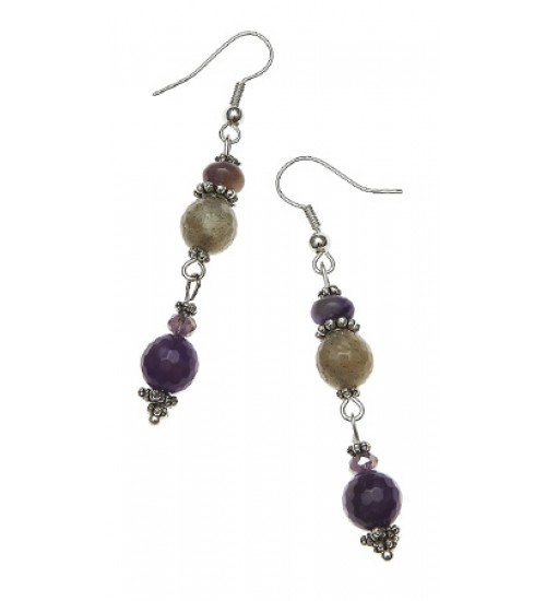 Hon-Sha-Ze-Sho-Nen Reiki Earrings at All Wicca Store Magickal Supplies, Wiccan Supplies, Wicca Books, Pagan Jewelry, Altar Statues