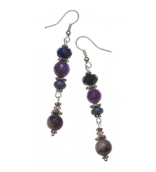 Dai-Ko-Myo Reiki Gemstone Earrings at All Wicca Store Magickal Supplies, Wiccan Supplies, Wicca Books, Pagan Jewelry, Altar Statues