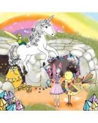 Unicorn Eeny Card with Story Time CD All Wicca Store Magickal Supplies Wiccan Supplies, Wicca Books, Pagan Jewelry, Altar Statues