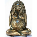 Gaia Mother Earth Statue - Bronze