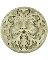 Green Man Winter White Plaque All Wicca Store Magickal Supplies Wiccan Supplies, Wicca Books, Pagan Jewelry, Altar Statues