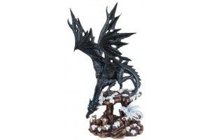 Dragon Statues All Wicca Wiccan Altar Supplies, Books, Jewelry, Statues
