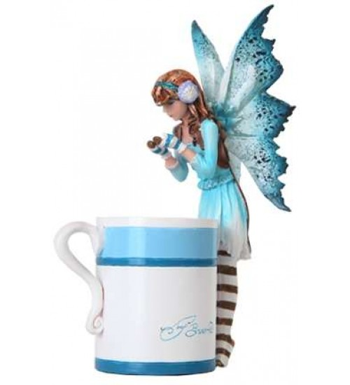 Hot Cocoa Fairy at All Wicca Store Magickal Supplies, Wiccan Supplies, Wicca Books, Pagan Jewelry, Altar Statues