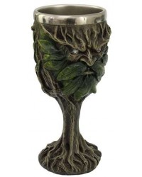 Greenman, Lord of the Forest Wiccan Altar Chalice All Wicca Store Magickal Supplies Wiccan Supplies, Wicca Books, Pagan Jewelry, Altar Statues