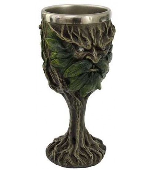 Greenman, Lord of the Forest Wiccan Altar Chalice at All Wicca Store Magickal Supplies, Wiccan Supplies, Wicca Books, Pagan Jewelry, Altar Statues