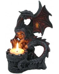 Dragon Candle Holder All Wicca Store Magickal Supplies Wiccan Supplies, Wicca Books, Pagan Jewelry, Altar Statues