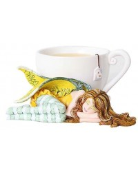 Chamomile Tea Fairy Statue All Wicca Store Magickal Supplies Wiccan Supplies, Wicca Books, Pagan Jewelry, Altar Statues
