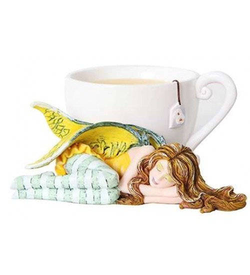 Chamomile Tea Fairy Statue at All Wicca Store Magickal Supplies, Wiccan Supplies, Wicca Books, Pagan Jewelry, Altar Statues