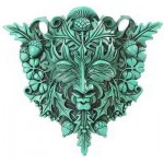 Greenman Plaque