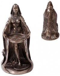 Danu Bronze Celtic Mother Goddess Statue All Wicca Magickal Supplies Wiccan Supplies, Wicca Books, Pagan Jewelry, Altar Statues