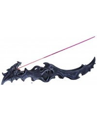 Gothic Dragon Incense Burner All Wicca Store Magickal Supplies Wiccan Supplies, Wicca Books, Pagan Jewelry, Altar Statues