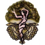 Earth Life Magic Plaque by Selina Fenech