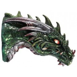 Dragon LED Light Wall Plaque All Wicca Wiccan Altar Supplies, All Wicca Books, Pagan Jewelry, Wiccan Statues