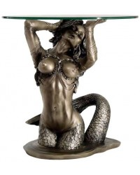 Sunsaitable Mermaid Table All Wicca Store Magickal Supplies Wiccan Supplies, Wicca Books, Pagan Jewelry, Altar Statues