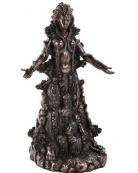 Danu Bronze Celtic Goddess Statue by Derek Frost All Wicca Store Magickal Supplies Wiccan Supplies, Wicca Books, Pagan Jewelry, Altar Statues