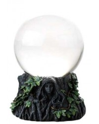 Triple Goddess Gazing Ball All Wicca Store Magickal Supplies Wiccan Supplies, Wicca Books, Pagan Jewelry, Altar Statues