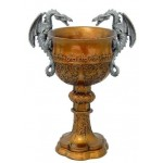 Double Dragon Golden Chalice