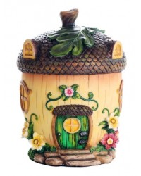 Acorn Fairy Garden House All Wicca Magickal Supplies Wiccan Supplies, Wicca Books, Pagan Jewelry, Altar Statues