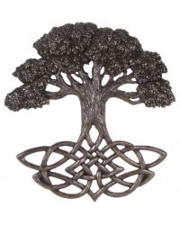 Tree of Life Celtic Knot Bronze Plaque All Wicca Store Magickal Supplies Wiccan Supplies, Wicca Books, Pagan Jewelry, Altar Statues