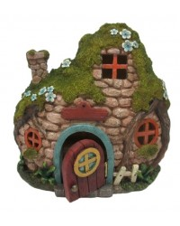 Fairy Cottage with Light All Wicca Magickal Supplies Wiccan Supplies, Wicca Books, Pagan Jewelry, Altar Statues