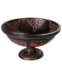 Tree of Life Offering Bowl All Wicca Supply Shop Wiccan Supplies, All Wicca Books, Pagan Jewelry, Wiccan Altar Statues