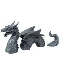 Dragon of a Fallen Castle Moat Statue All Wicca Store Magickal Supplies Wiccan Supplies, Wicca Books, Pagan Jewelry, Altar Statues