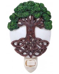 Tree of Life Night Light All Wicca Store Magickal Supplies Wiccan Supplies, Wicca Books, Pagan Jewelry, Altar Statues