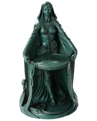 Danu Celtic Goddess Resin 16 Inch Statue All Wicca Store Magickal Supplies Wiccan Supplies, Wicca Books, Pagan Jewelry, Altar Statues
