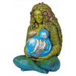 Gaia Mother Earth 14 Inch Statue