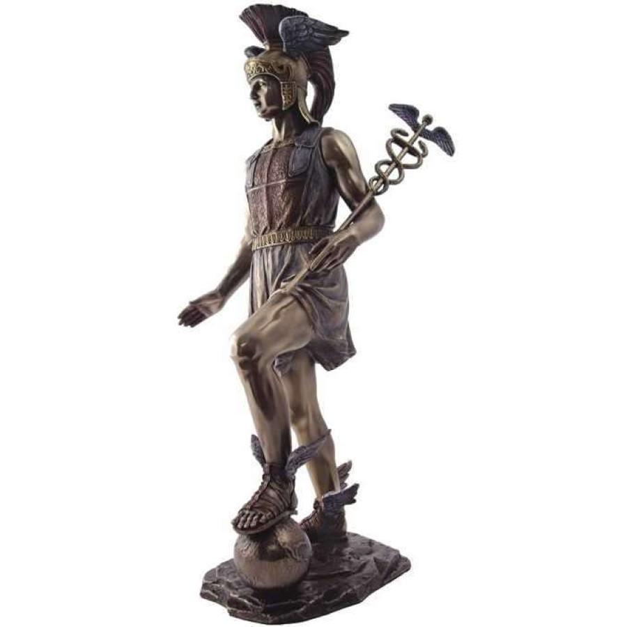 Uncategorized Hermes God hermes messenger of the gods bronze statue