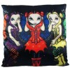 Three Wise Fairies Pillow Cushion by Jasmine Beckett-Griffith at All Wicca, Wiccan Altar Supplies, All Wicca Books, Pagan Jewelry, Wiccan Statues
