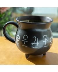 Astrology Alchemy Cauldron Mug - 32 oz