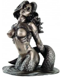 Sunsatiable Mermaid Statue by Monte Moore All Wicca Store Magickal Supplies Wiccan Supplies, Wicca Books, Pagan Jewelry, Altar Statues