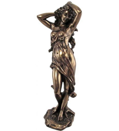 Aphrodite Greek Goddess of Beauty Statue at All Wicca Store Magickal Supplies, Wiccan Supplies, Wicca Books, Pagan Jewelry, Altar Statues