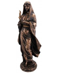 Hestia Greek Goddess of the Hearth and Home Statue All Wicca Store Magickal Supplies Wiccan Supplies, Wicca Books, Pagan Jewelry, Altar Statues