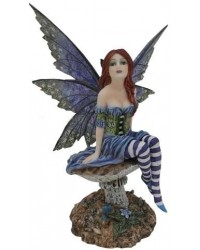 Bottom of the Garden Fairy by Amy Brown All Wicca Magickal Supplies Wiccan Supplies, Wicca Books, Pagan Jewelry, Altar Statues